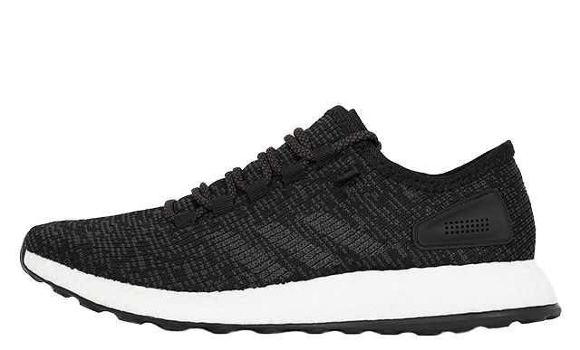 Here we take a closer look at the adidas Pure Boost 2 Black White. This stealthy colourway against the brand-new silhouette is guaranteed to impress fans of this range. It's a versatile design which works well for smarter and casual wear, pairing with...