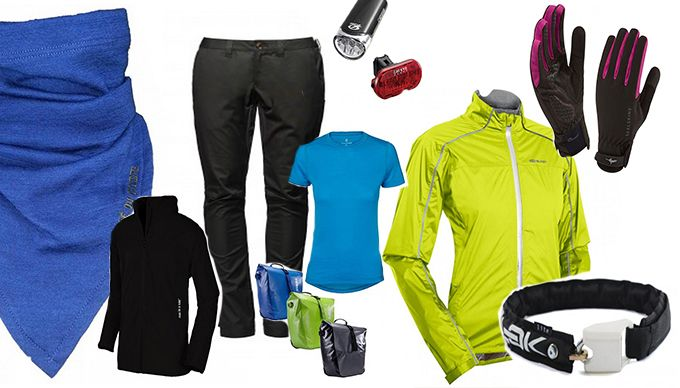 Essential Commuter Cycling Gear for Autumn