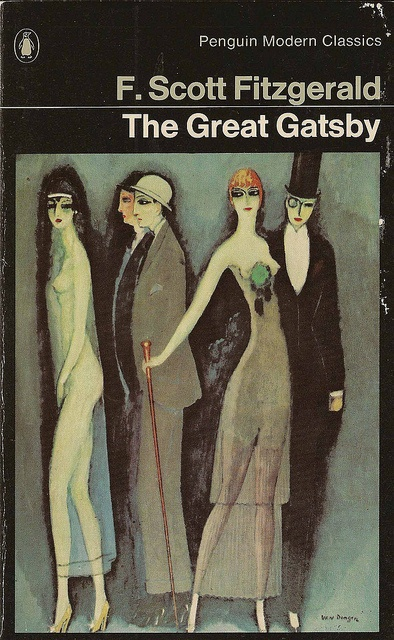 the portrayal of materialism in fitzgeralds the great gatsby Gatsby, corruption of wealth  in the novel the great gatsby,  fitzgerald illustrates how the desire for wealth and materialism compels the corruption and.
