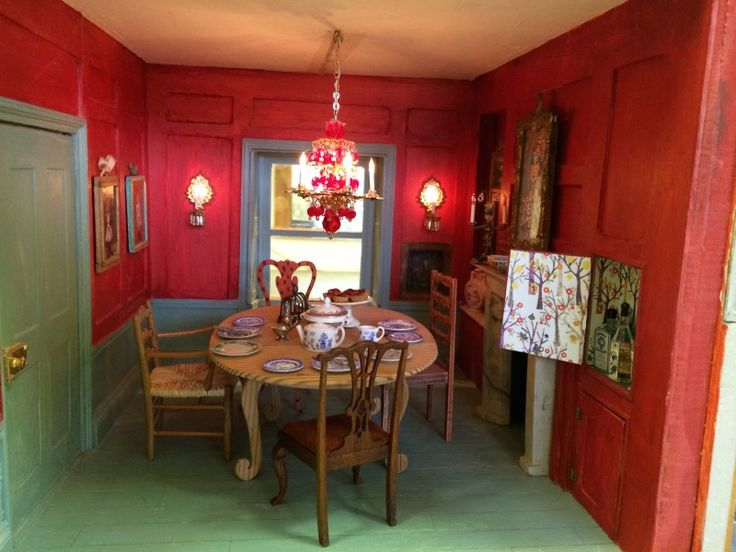 What's on | Current & future events | Lauren Child's Dolls' House | House of Illustration