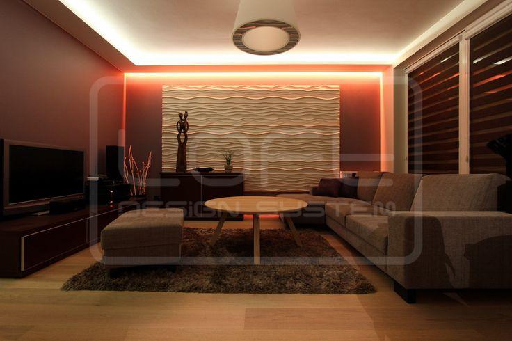 Model 27 salon/pokój dzienny. Kliknij na zdjęcie by uzyskać więcej informacji lub aby przejść na naszą stronę internetową.