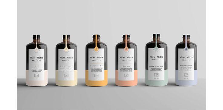 Muse + Metta Packaging by Kati Forner Design