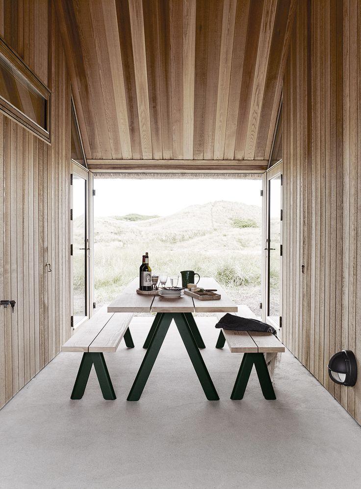 Skagerak - Overlap Green outdoor furniture