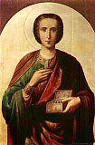 Saint Pantaleon / Великомученик Пантелеимон Целитель