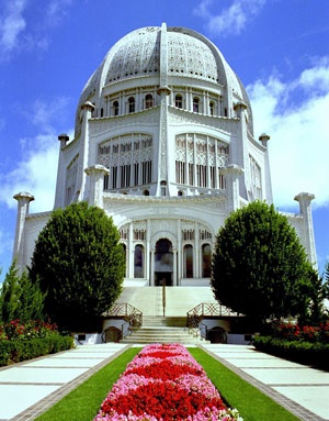 House of Worship in USA.