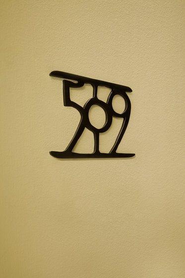 Room Number Art