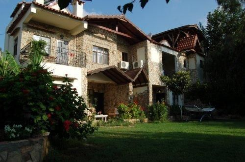 Turkish resort of Cirali
