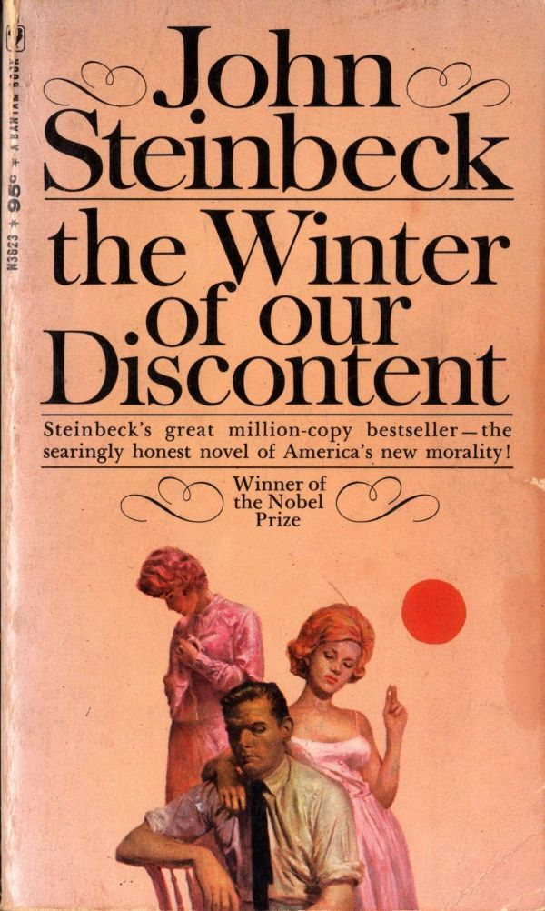 In the winter of our discontent what is the resolution and the beginning, middle, & end.?
