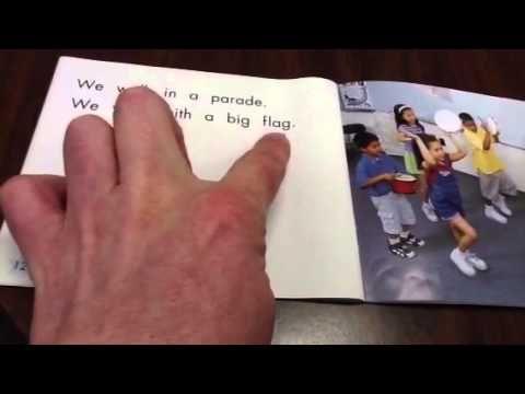 Children's Book Read Aloud - Our Flag