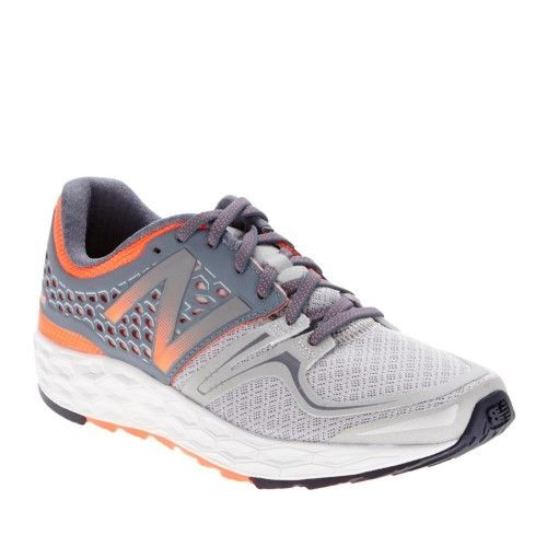 New Balance Women's Fresh Foam Vongo Silver With Grey & Pink Running Shoe  6.5 Women US