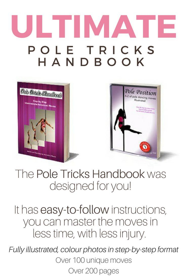194 best pole dance products images on pinterest pole dance pole the pole tricks handbook was designed for you with easy to follow instructions you fandeluxe Images