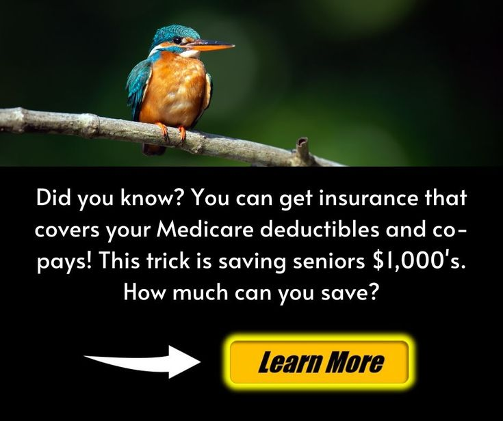 Get a medicare supplement plan that may cover up to 100