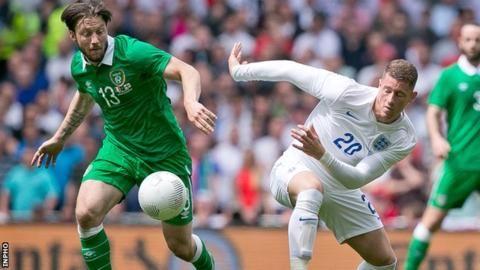 Republic of Ireland: Injury rules Harry Arter out of friendlies