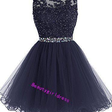 Bg291 New Arrival Short Prom Dress,Tulle Prom Dress,Pretty Homecoming Dress,Beading Homecoming Dress,Graduation Dress