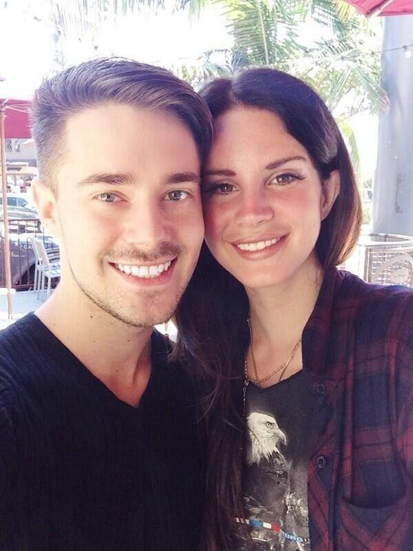 Lana and Chris Crocker