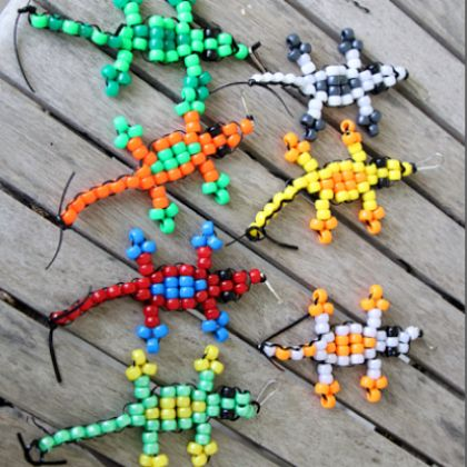 80 best bead projects images on pinterest tutorials for Beads for craft projects