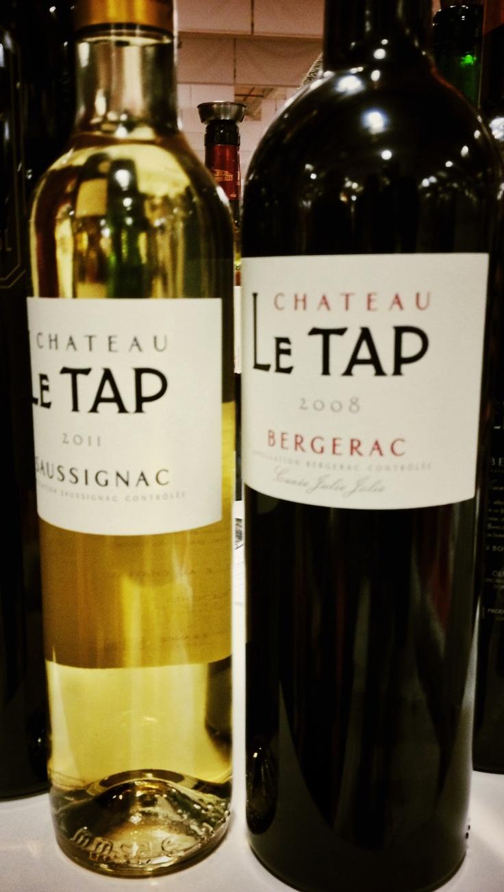 Le Tap - Vin de Bergerac.  © Copyright Yves Philippe