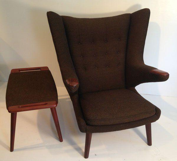 Contemporary Furniture Makers: 27 Best MCM - Wegner, Hans Images On Pinterest