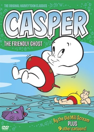 casperand 39 s haunted christmas dvd. casper the friendly ghost: by old mill scream $2.20 casperand 39 s haunted christmas dvd