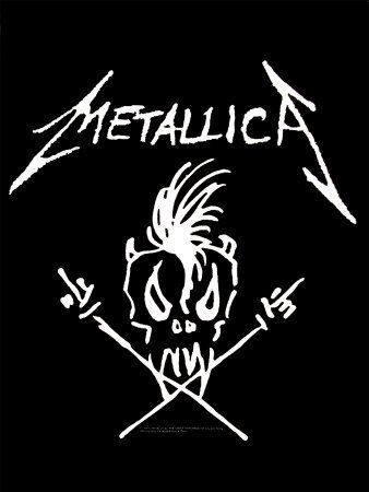 Metallica - Hetfield Design Póster en tela                                                                                                                                                                                 Más