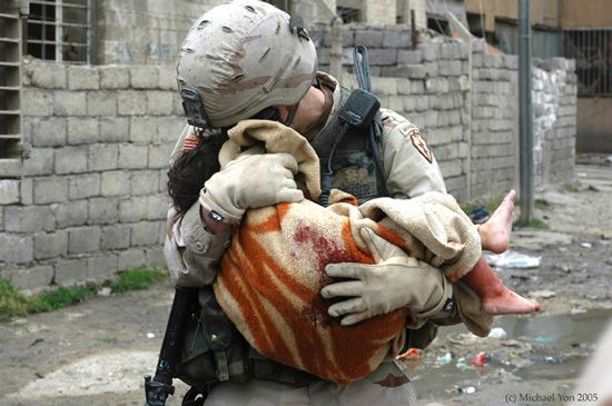 causality of war
