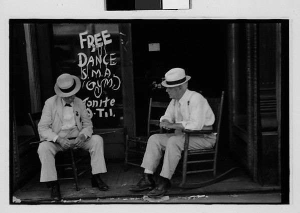 """Walker Evans 
