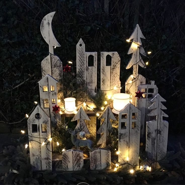 Christmas decoration made by yourself