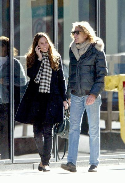 Andrea Casiraghi Photo - Andrea Casiraghi and His Girlfriend in New York