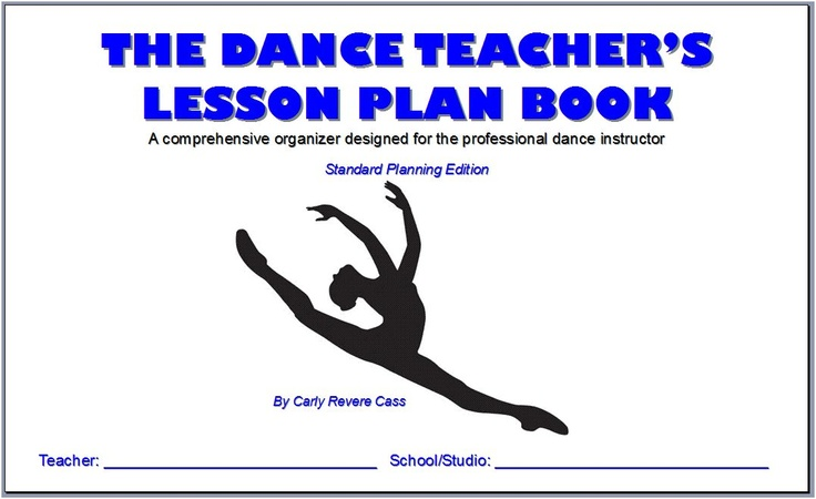 how to teach dance class for 5 years and under