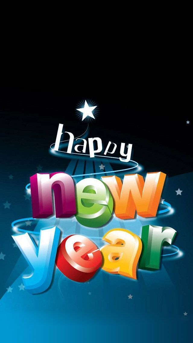 3D New year 2016 HD wallpapers for mobile phone | Happy New Year ...