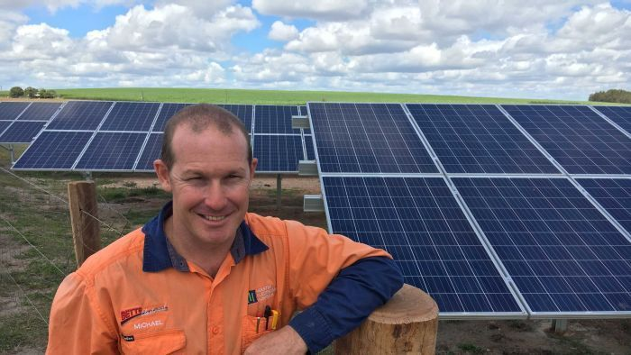 Farmers across #Australia are choosing to invest in on-farm #RenewableEnergy sources to cut costs and reduce reliance on #electricity providers.
