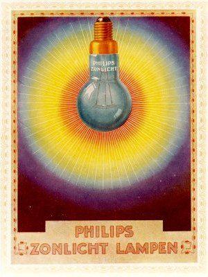 Philips Zonlichtlamp (1918), Dohmen (phr.franswilbrink.nl)