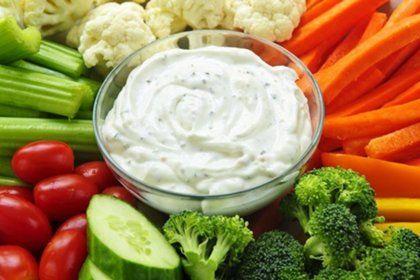 Пять вкуснейших соусов к вашим овощам