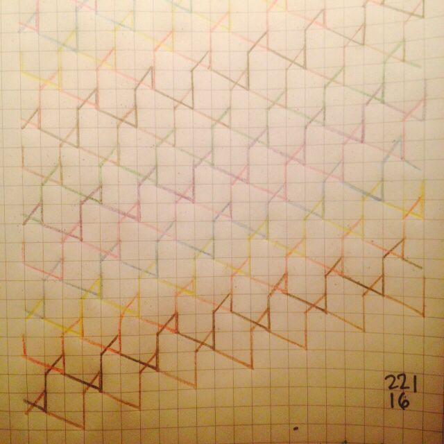 Variación 2, color