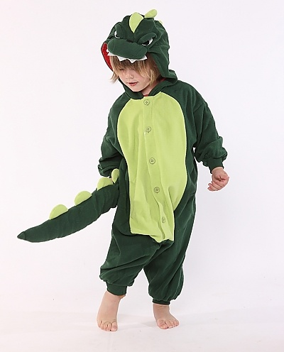 Dinosaur Kids Animal Onesie Costume