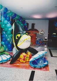 Finding Nemo party