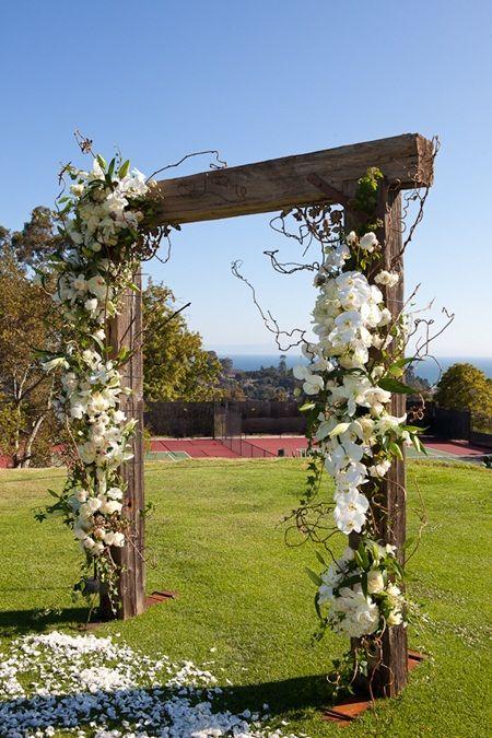 Featured on Brides.com | Floral by Nico Cervantes/ NLC Productions nicosb.com | Melissa Musgrove Photography