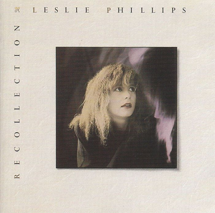 Leslie Phillips - ReCollection CD 1987 Myrrh [7-01-687461-3] aka Sam Phillips #ChristianGospel