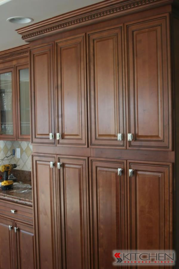 Kitchen Renovation Maple Ridge: TONS Of Cabinet Space
