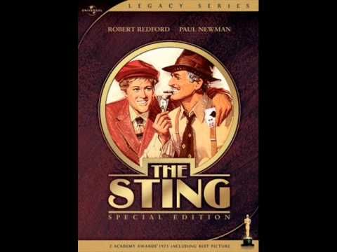 The Sting Theme (Joplin - The Entertainer)
