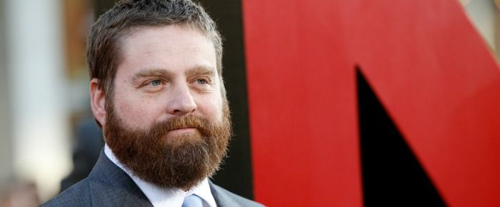 Zach Galifianakis and Louis C.K. are teaming up to produce a comedy series for FX. Sounds like a good idea to us!
