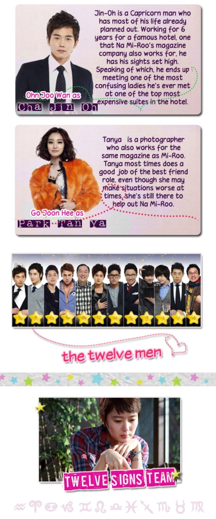 Twelve Men in a Year also called 12 Signs of Love good and I loved the guy she ended up with.