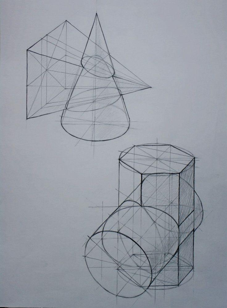 Картинки построения геометрических фигур