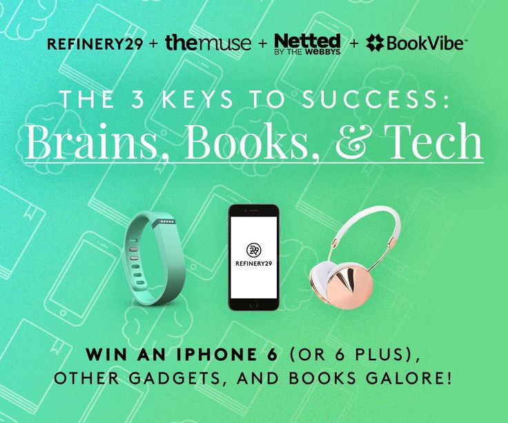 Netted + The Muse + Bookvibe
