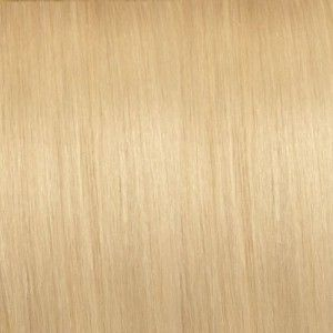 #613 sunny bleachy blonde color, natural clip-in hair extensions  shop here: www.hairself.pl