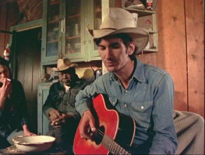 Townes Van Zandt, one of my favorite folk musicians.  I could listen to his music all day long.