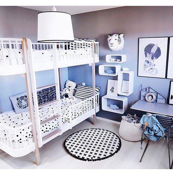 Amazing 🙌 by @monica.nyhus #love #boysroom #gutterom #girlsroom #jenterom #interiør #inspo #barnerom #barneinteriør #barneinspo #barneromsinteriør #gravid #nyfødt #newborn #babyroom #barsel #mammaperm #mammalivet #småbarnsliv #interior #kidsinspo #kidsinterior #kidsdecor #nursery #nurserydecor #barnrum