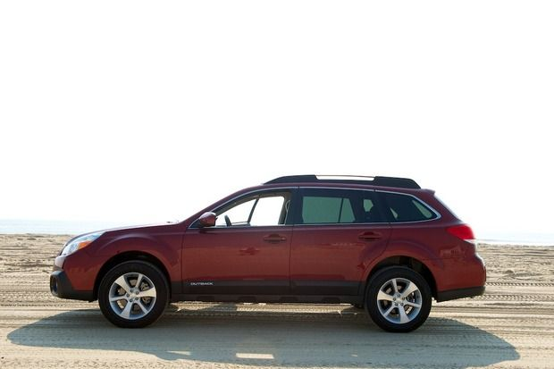Test Drive: Subaru Outback with EyeSight - Cool Hunting