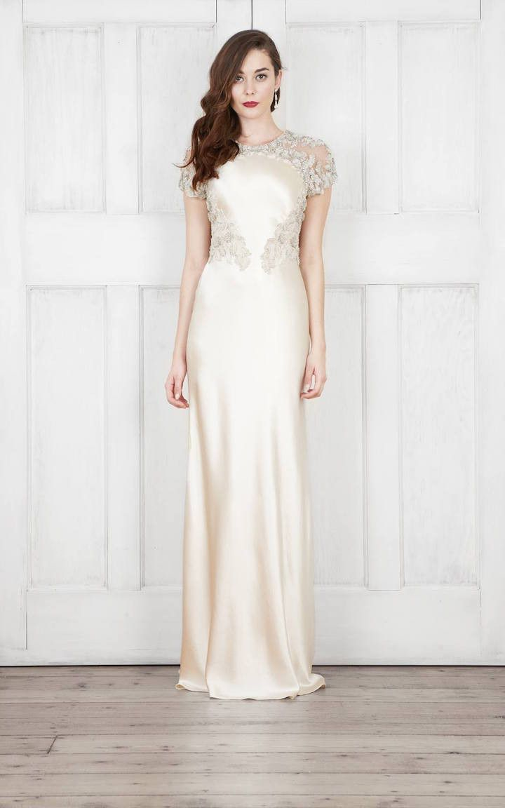 Vintage Wedding Dresses: Catherine Deane - MODwedding