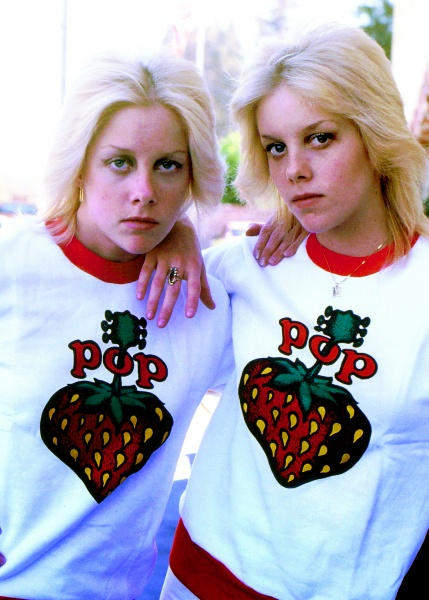 marie and cherie currie